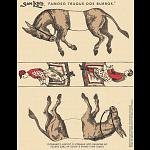 Famous Trick Donkeys - Color - Portuguese
