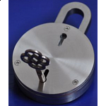 Swing Lock - Metal