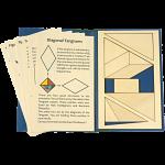 Puzzle Booklet - Diagonal Tangrams