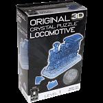 3D Crystal Puzzle - Locomotive