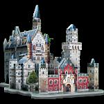 Neuschwanstein Castle - Wrebbit 3D Jigsaw Puzzle