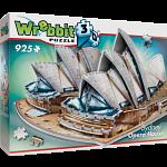Sydney Opera House - Wrebbit 3D Jigsaw Puzzle