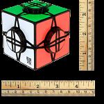 Moyu Time round black Wheel of Time Black cube