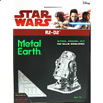 Metal Earth: Star Wars - R2-D2