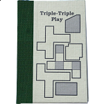 Puzzle Booklet - Triple-Triple Play