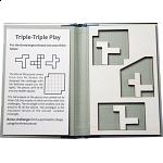 Puzzle Booklet - Triple-Triple Play