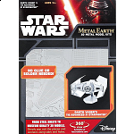 Metal Earth: Star Wars-Darth Vader's Tie Advanced X1 Starfighter