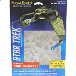 Metal Earth: Star Trek - Klingon Bird-of-Prey