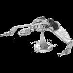 Metal Earth: Star Trek - Klingon Bird-of-Prey