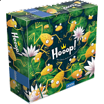Hoop: A Frog Jumping Game of Logic