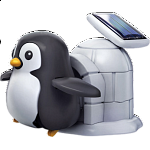 Penguin Life Plug In Solar Rechargeable Kit
