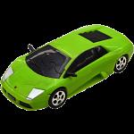 3D Puzzle Cars - Lamborghini (Green)