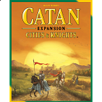 Catan Expansion: Cities & Knights - 5th Edition