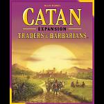Catan Expansion: Traders & Barbarians - 5th Edition