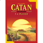 Catan: 5-6 Player Extension (5th Edition)