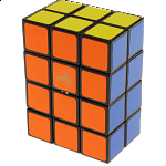 Fully Functional 2x3x4 Cube - Black Body