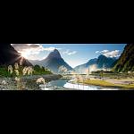 AVH Panorama: Milford Sound