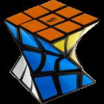 Eitan's Twist Cube - Black Body