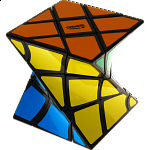 Eitan's FisherTwist Cube - Black Body