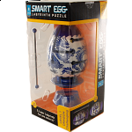Smart Egg 2-Layer Labyrinth Puzzle - Level 1 Blue Dragon