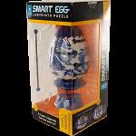 Smart Egg 2-Layer Labyrinth Puzzle - Level 1 Blue Dragon