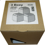 3 Boxy