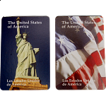 Playing Cards - USA Trivia (Tourist Facts)