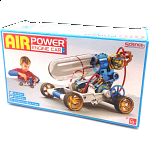 Air Power Engine Car Kit