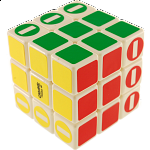 Evgeniy Cross-Road Bandage Cube - White Body