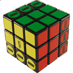 Evgeniy Cross-Road Bandage Cube - Black Body