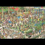 Jan van Haasteren Comic Puzzle - The Playground
