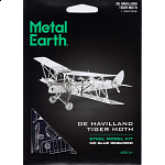 Metal Earth - De Havilland Tiger Moth