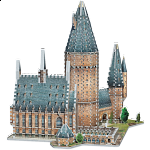 Harry Potter: Hogwarts Great Hall - Wrebbit 3D Jigsaw Puzzle