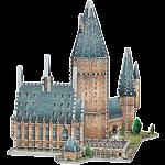 Harry Potter: Hogwarts Great Hall - Wrebbit 3D Jigsaw Puzzle