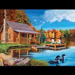 Loon Lake - Large Piece