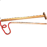 Hooey Stick with String