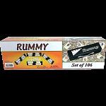 Rummy - Standard Set of 106