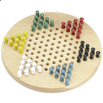 Chinese Checkers - 11 inch Standard