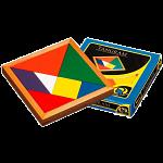 Tangram - Colored
