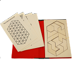 Puzzle Booklet - Hexiamond