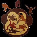 Monkey Theater (Affen Theater)