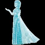 3D Crystal Puzzle - Elsa