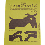 The Pony Puzzle: Green Card