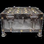 Iron Puzzle Box