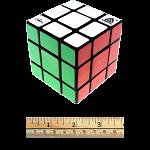 WitEden & Oskar 3x3x3 Mixup Cube - Black Body
