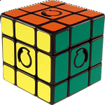 Constrained Cube 90 - Black Body