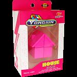 YJ House 2x2x2 - Pink Body