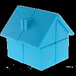 YJ House 2x2x2 - Blue Body