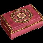 Kaleidoscope Puzzle Box