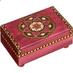Kaleidoscope Puzzle Box